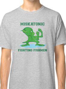Miskatonic Fighting Fishmen Classic T-Shirt