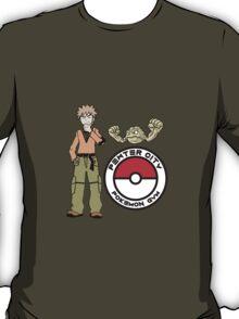 Pewter City Pokemon Gym T-Shirt