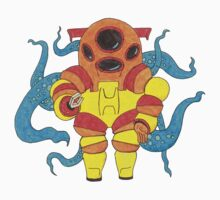 Octopus 6 Kids Clothes