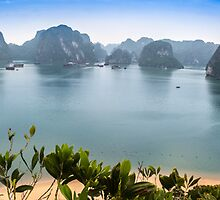 Halong Bay by Frank Filippi