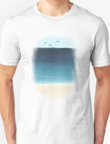 well it's an ocean Unisex T-Shirt