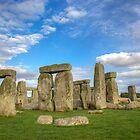 Stonehenge by CJ B