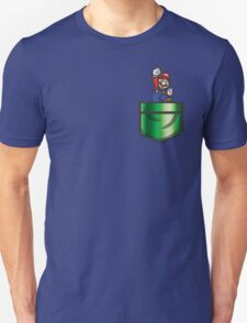 Mario Pipe Pocket T-Shirt