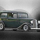 1935 Chevrolet Sedan I by DaveKoontz