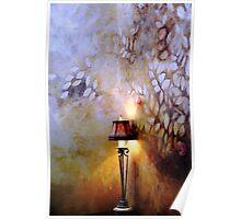 Lamp.. Poster