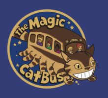 The Magic Catbus by Malcassairo