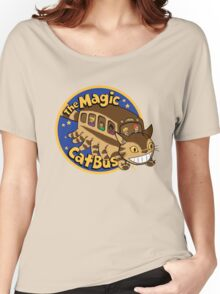The Magic Catbus Women's Relaxed Fit T-Shirt