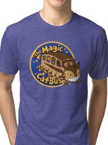 The Magic Catbus Tri-blend T-Shirt