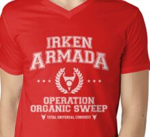Irken Armada Mens V-Neck T-Shirt