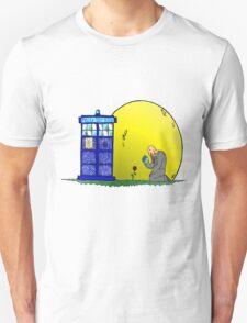 Rose & the Tardis Unisex T-Shirt