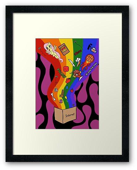 Internet Box Poster by 19nonnahs93