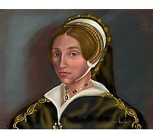 Catherine Howard: Confession without Compassion Photographic Print