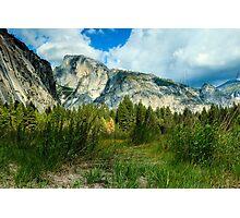 Half Dome Yosemite Photographic Print