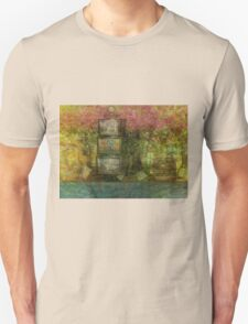 The Forest Landscape Meditation  Unisex T-Shirt