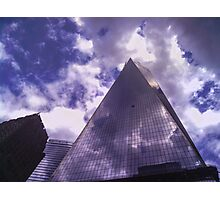 One World Trade Center - Looking UP Photographic Print
