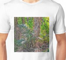 Trees in the rainforest Unisex T-Shirt