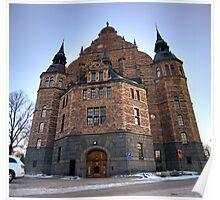 Nordiska museet side shot Poster