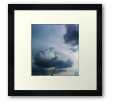 ©HCS Cold Windy Day Framed Print
