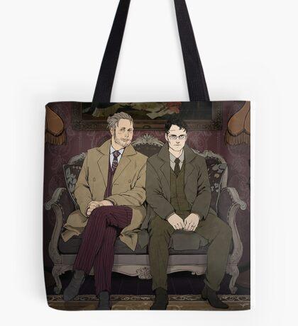 Murder Husbands Tote Bag