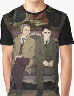 Murder Husbands Graphic T-Shirt