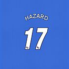 EDEN HAZARD  I PHONE CASE by morigirl