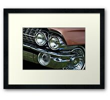 Chrome Bumper 05 Framed Print