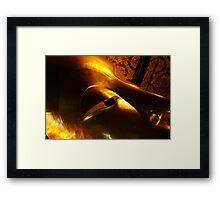 Icon 02 Framed Print