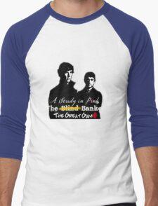Sherlock Series 1 Men's Baseball ¾ T-Shirt