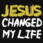 JESUS CHANGED MY LIFE 2 by josesmcalusay
