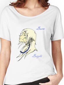 Burn Bright - Elf Women's Relaxed Fit T-Shirt