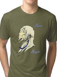 Burn Bright - Elf Tri-blend T-Shirt