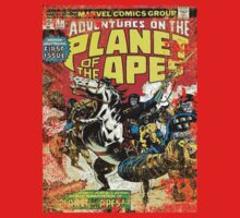 Planet of Apes by Elijah Gomez