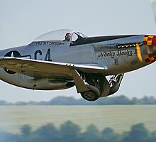 "P-51D Mustang ""Nooky Booky IV"" - Duxford Flying Legends 2013 by Colin J Williams Photography"