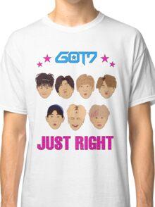 Got7 Just Right Classic T-Shirt
