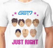 Got7 Just Right Unisex T-Shirt