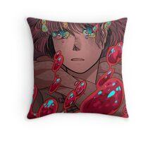 betrayal Throw Pillow