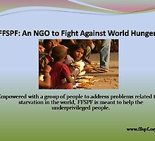 FFSPF helps the Deprived & Poor People.  by FFSPF