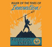 Ruler Of The Tides Of Innovation! by Marconi Rebus