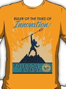 Ruler Of The Tides Of Innovation! T-Shirt