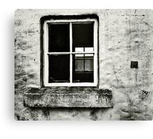 Two windows Canvas Print