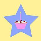 Cupcake by Jacqueline Turton