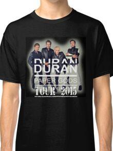 DURAN DURAN PAPER GODS TOUR 2015 Classic T-Shirt