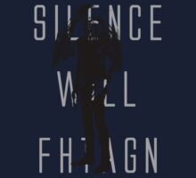 Silence Will Fhtagn Kids Clothes