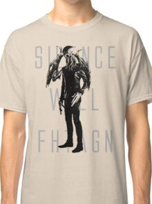 Silence Will Fhtagn Classic T-Shirt