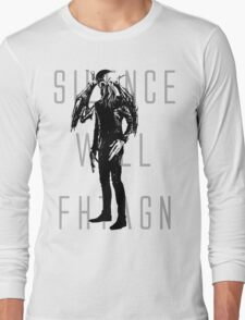 Silence Will Fhtagn Long Sleeve T-Shirt