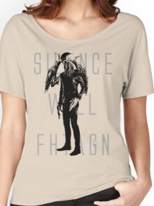 Silence Will Fhtagn Women's Relaxed Fit T-Shirt