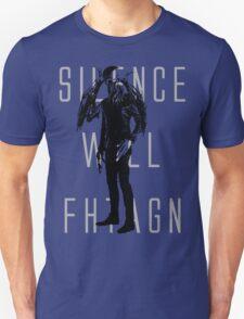 Silence Will Fhtagn T-Shirt