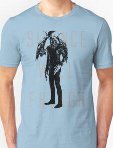 Silence Will Fhtagn Unisex T-Shirt