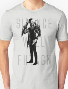 Silence Will Fhtagn T-Shirt