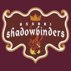 Asshai Shadowbinders by AngryMongo